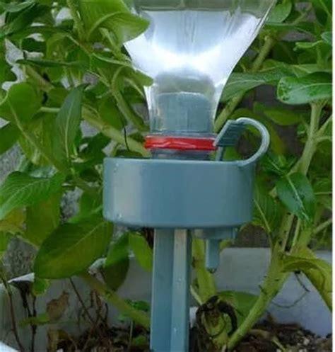 diy plant watering bottle diy watering seepage is moving plant waterer bottles lazy