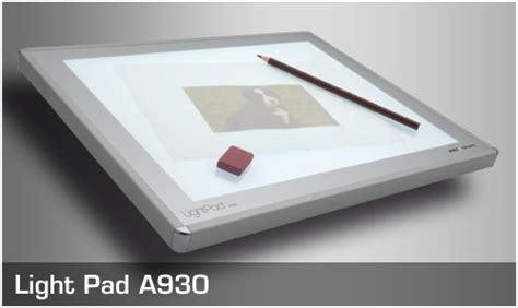 Artograph Light Pad by Ljusbord Artograph Light Pad A930