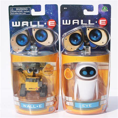 Mainan Figure Robot Wall E Mini Figure Set Isi 15 2 styles optional wall e walle figure toys wall e robot figures dolls