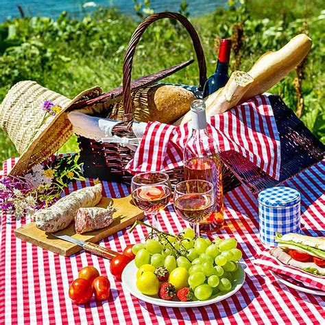 the best picnic baskets on the market in 2018 a foodal buying guide
