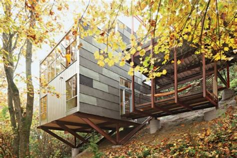 treehouse in seattle the high 12 residential tree house