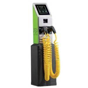 Hubbell Electric Vehicle Charging Stations Hubbell Device Kellems Level 2 Commercial Dual Port