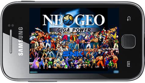 neo geo emulator android tutorial install emulator neo geo galaxy y my galaxy apk