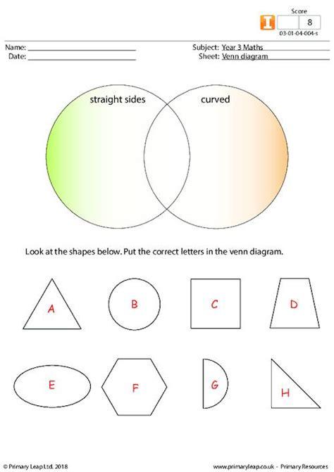venn diagrams ks1 worksheets venn diagrams worksheets