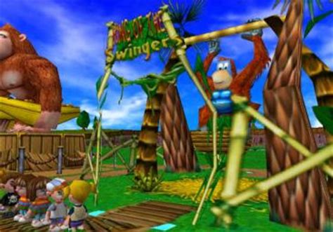 theme park world ps2 screens theme park world ps2 3 of 10