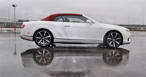 white bentley convertible red interior 2015 bentley continental gt v8s convertible review