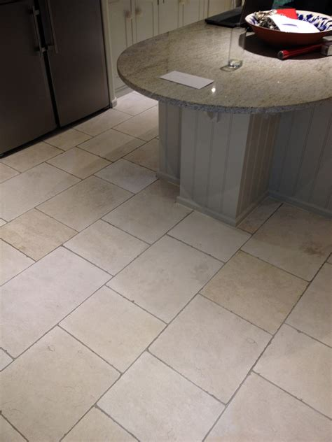 travertine kitchen floor travertine kitchen floor cleaning in ottershaw south