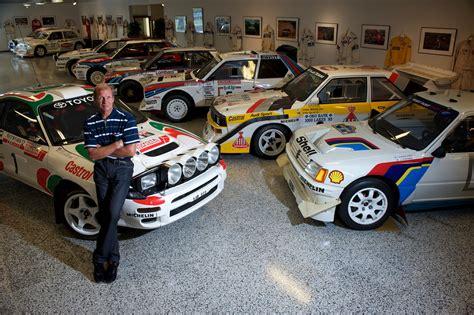 the car collection of wrc legend juha kankkunen street