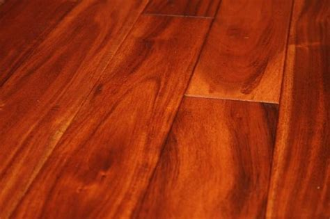 acacia mahogany stained hardwood flooring of item 103646007