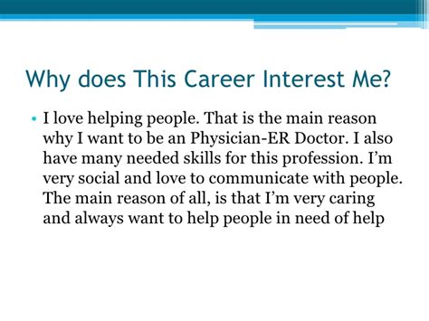 Why Do I Want To Be A Practitioner Essay by Physician Er Doctor