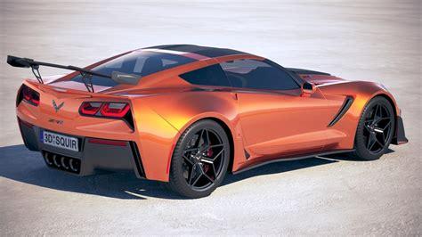 2019 Corvette Zr1 by Chevrolet Corvette Zr1 2019
