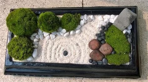 make your own zen garden make your own zen desktop garden home and garden digest