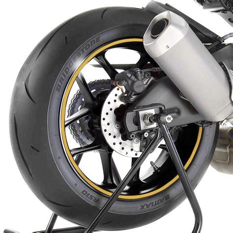 Felgenrandaufkleber Gold by Motorrad Felgenband Gold Felgenrandaufkleber