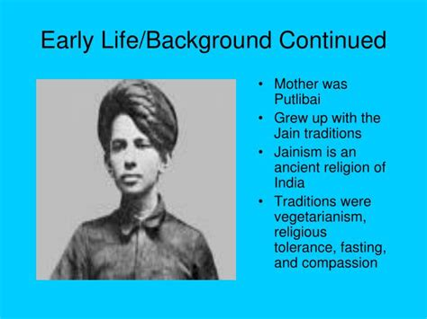 mahatma gandhi early life and background ppt gandhi powerpoint presentation id 3365682