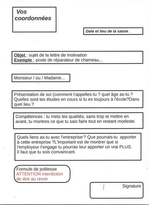 Une Lettre De Motivation Sur Apb Une Lettre De Motivation Pour Les Formations S 233 Lectives Sur Apb Pictures To Pin On