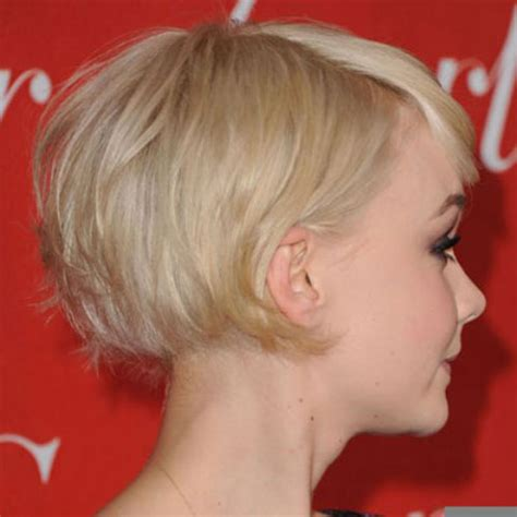 ear length bob hairstyle pictures of short bob with ears cut out black hairstyle