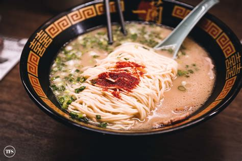Ichiran Ramen osaka japan diary ichiran ramen dotonbori and more the food scout