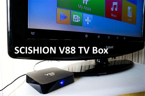 Discount Tv Review Review Scishion V88 Cheap Tv Box With Android 5 1