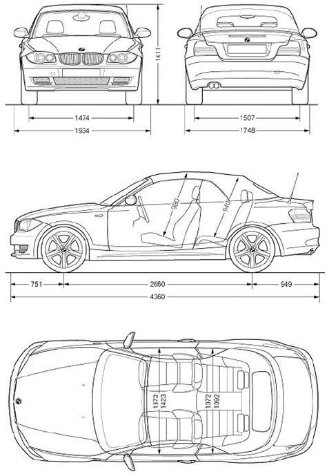 top 28 average dimensions of a car car dimensions in feet pictures to pin on pinterest