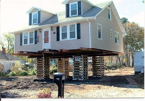 raising a house cost of raising house foundation victoria homes design