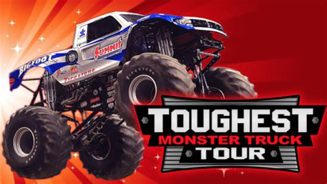 tickets to monster truck show the toughest monster truck tour near you more crunchy