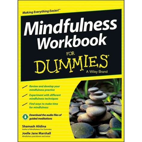getting your for dummies books mindfulness workbook for dummies review