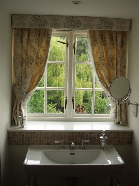Bathroom Curtains With Pelmet Curtain Pelmets Why Would You Want One