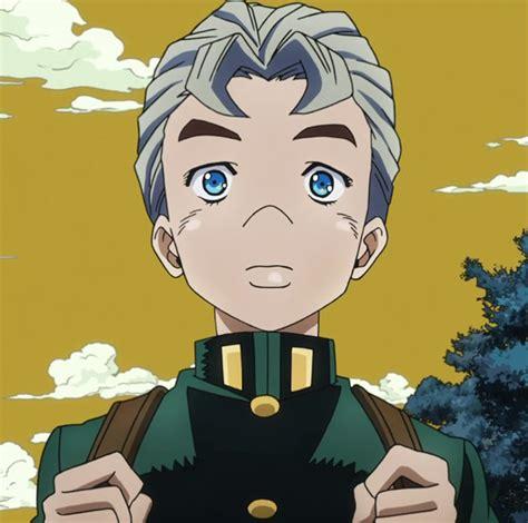 koichi hirose from jojo s bizarre adventure diamond is