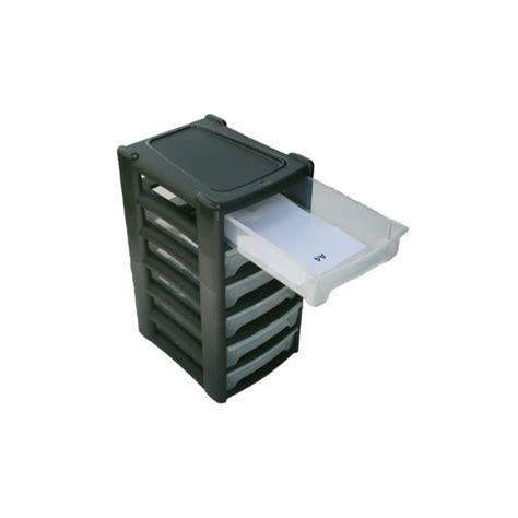 plastic desk drawers buy shallow uni plastic six drawer unit plastic desk