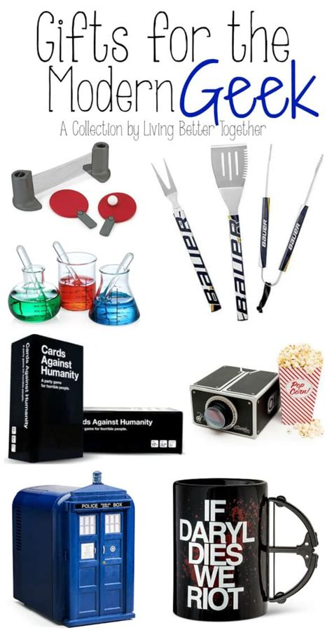 gifts for the modern geek sugar soul