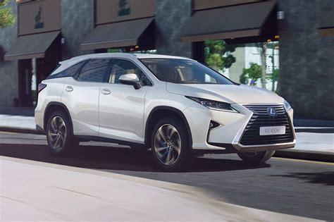 2019 Lexus Rx L by Lexus Rx L 2018 2019 фото видео цена комплектации новая