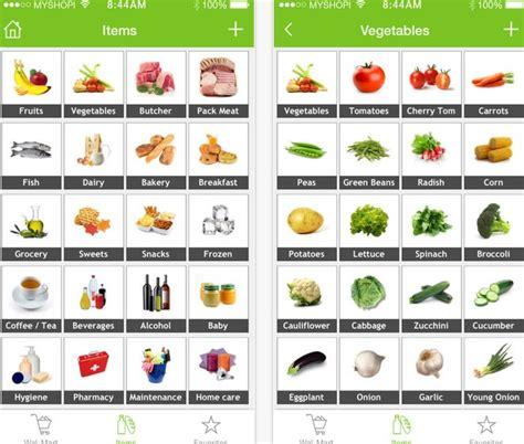 imagenes para listas html 3 apps para hacer la lista de la compra