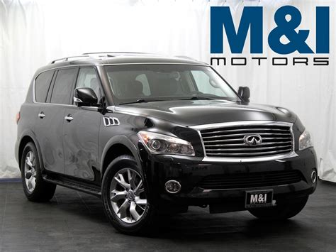 who makes infiniti qx56 2012 infiniti qx56 theater package