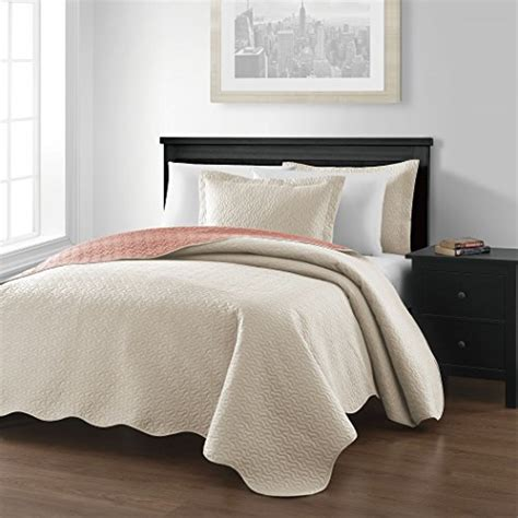 oversized king coverlet chezmoi collection mesa 3 piece oversized 118x106