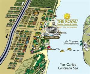 Royal playa del carmen map apexwallpapers com