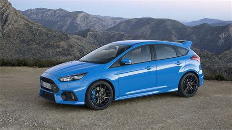 ford focus 2016 ford focus rs review caradvice