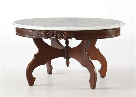 Duncan Phyfe Coffee Table Duncan Phyfe Style Mahogany Coffee Table Ebth