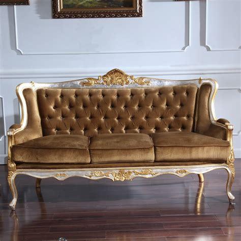 wood carving sofa furniture classical carved furniture solid wood handcraft sofa set