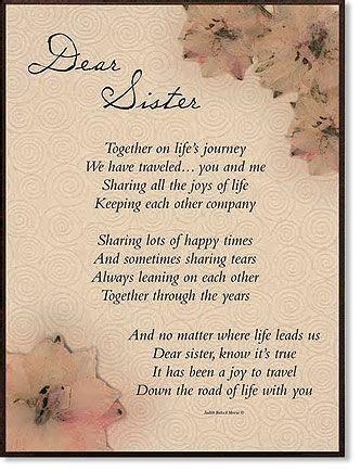 the 25+ best sister poems ideas on pinterest   poems for