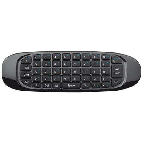 Smart Wireless Keyboard trust 19863 gesto smart tv wireless keyboard with air mouse pointer rapid