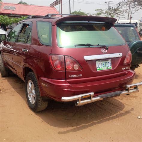 2000 Lexus Rx300 Transmission For Sale 2000 Lexus Rx300 Registered For Sale Autos Nigeria