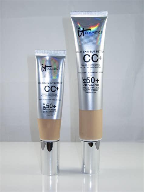 it cosmetics cc light review it cosmetics cc light review foto 2017