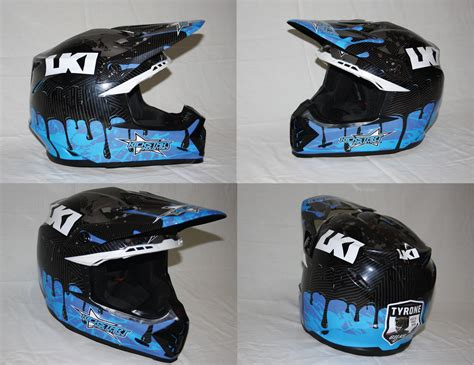 custom motocross helmet wraps custom helmet ideas