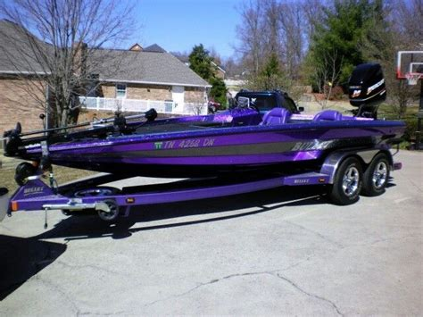 bass boat companies purple bass bullet boat it s all about the bass