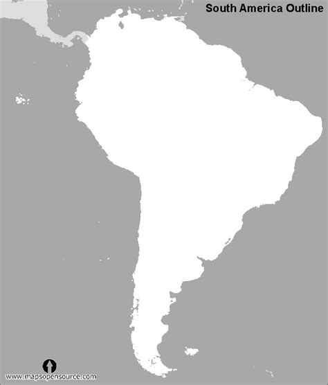 south america map black and white free south america maps maps of south america maps of