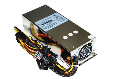 Evga 400 W Power Supply 400 Watt logic sc sg2u400 single 2u 400w psu
