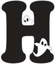 printable halloween alphabet scary halloween cakes pictures
