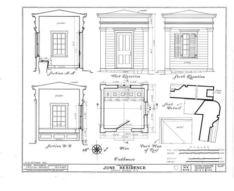 outhouse floor plans outhouses plans 171 unique house plans