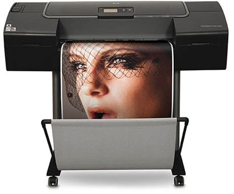 Printer Hp Z2100 hp designjet z2100 photo printer cancadd imaging