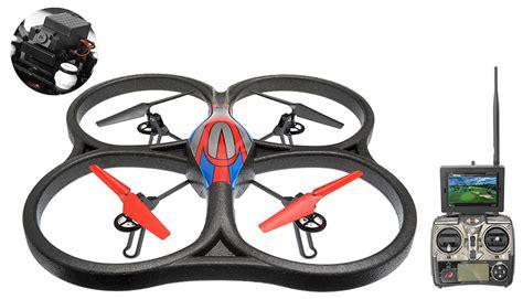 Drone V666 wltoys drone v666 5 8g fpv 6 axis 2 4g ufo quadcopter drone with hd monitor rtf w 4gb